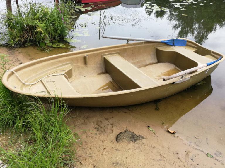 Лодка Стелс 350
