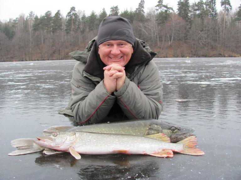 Новый год с рыбалкой