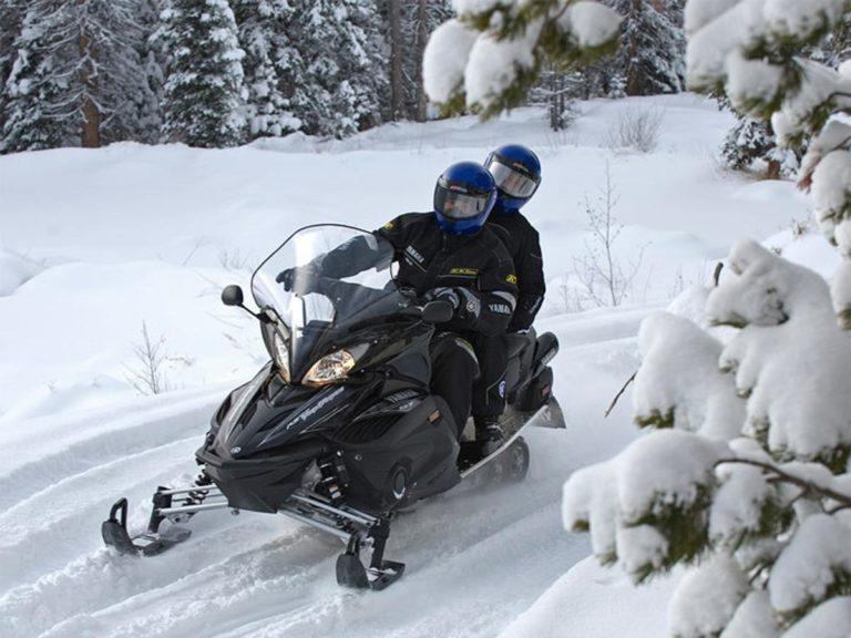 Аренда снегохода в Нижнем Новгороде