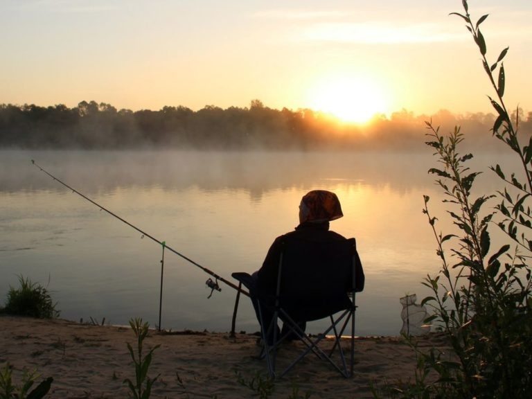 Приглашаем на рыбалку с удочкой